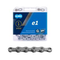 """Ketju 1-v KMC e1 EPT, 1/2 x 3/32"""", E-bike 130L"""