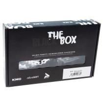 BlackBox 10-v: KMC X10 ketju + CS-H100 kasettipakka, 11-36