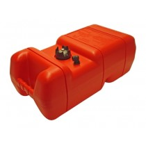 Muovitankki, 6 gal (n.23 litraa) ISO13591 Harmaa