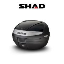 SHAD Värikansi SH29 Metallimusta