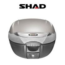 SHAD Värikansi SH33 hopea