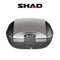 SHAD Värikansi SH45 hopea