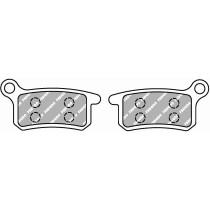 Jarrupalat FERODO Sinter Grip MX: Husqvarna 65 CR, KTM 65/85 SX