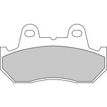 Jarrupalat FERODO Platinum, eteen/taakse: Honda, Kawasaki (1980-2000)