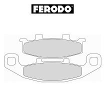 Jarrupalat FERODO Platinum eteen/taakse: Kawasaki (1987-2003), Suzuki (1989-1996