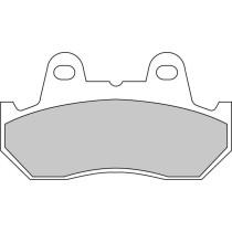 Jarrupala FERODO Platinum: Honda VF700, VFR700, CBR750, VFR750, CBR1000F, CB1100
