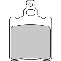 Jarrupalat FERODO Argento: Aprilia, KTM SX60, SX65