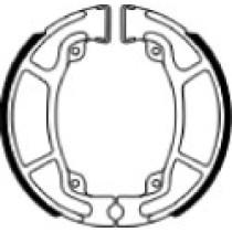 Jarrukenkä FERODO Organic: Honda (2000->)