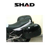 SHAD Sivulaukkuteline KAWASAKI ER6 N/F (09-11)