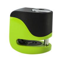 KOVIX Hälyttävä levylukko 5,50mm, USB ladattava, Fluorikeltainen
