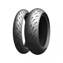 120/70-17 ZR 58W, MICHELIN Power 5 TL, Etu