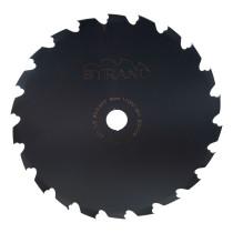 Raivaussahan terä 200 mm STRAND: 20mm keskireikä, Z22