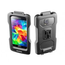 INTERPHONE Navigaattoriteline+Laukku Galaxy S8 / S9 tankokiinnityksell?