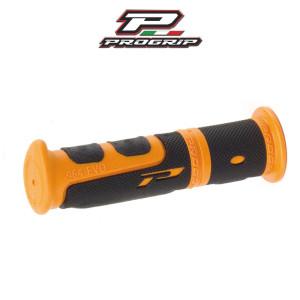 Kädensija PROGRIP 964, 22mm, ATV, Kelkka, oranssi/musta