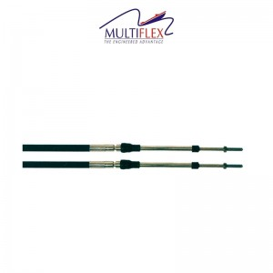 Kaukosäätökaapeli MULTIFLEX: 7 ft=213cm esim. Buster XS 99-> S, M