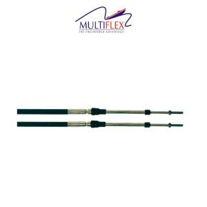 Kaukosäätökaapeli MULTIFLEX: 12 ft=365cm: esim. Buster XL